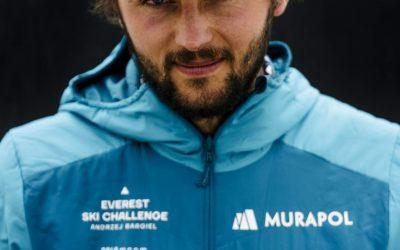 Kurtka Andrzeja Bargiela Everest Ski Challenge – licytacja charytatywna